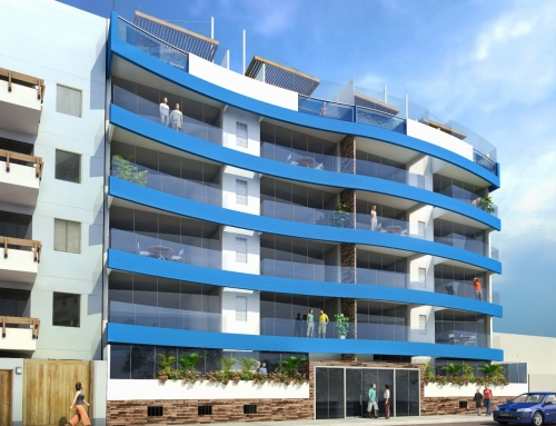 Edificio Playa Caballeros